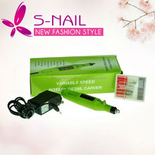 2015 hot sell CE certified electric nail drill, mini electric hand drill, electric nail file