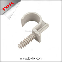 plastic pipe clip 20mm
