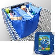 Factory competitive price insulated shopping cart bag