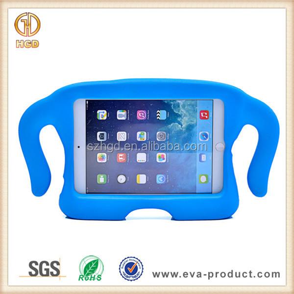 Crianças EVA macio caso leve para o iPad Mini