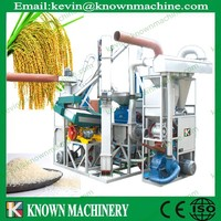High quality of 20~30 Ton/Day automatic integrated rice mill