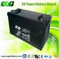 GEL battery maintenance free 12v 200ah solar street light battery