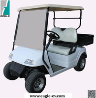 Electric Utility Car High Quality, chinese electric car, CE certificate, EG2028H, with cargo box
