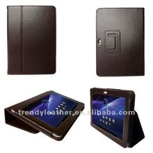 leather case for tab 10.1 P7510