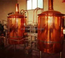 Craft Beer brewing equipment micro brewery 100L, 200L, 300L 500L, 1000L per batch