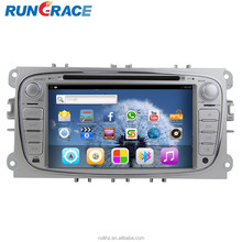 ford focus android car multimedia system with gps 3g wifi navigation