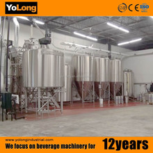 2015 best-seller 1000L uk craft beer machine with low price