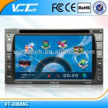 Shenzhen 6.2'' Fixed In dash car dvd player
