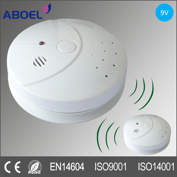 network interconnected 433mhz radio frequency wireless smoke alarm buy wireless smoke alarm. Black Bedroom Furniture Sets. Home Design Ideas