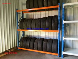 china manufacturer for storage in warehouse steel storage car heavy duty tire storage rack
