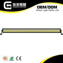 252w long working life dual row 4x4 led light bar for vihicles and trucks