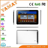 """10.1"""" android rockchip 3188 quad core support external 3G dongle ebook tablet MID"""