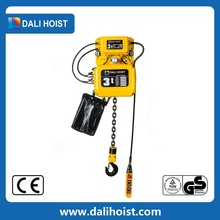 10 ton electric chain hoist,PHD single or double lifting speed for your selection from 1T-20T normally