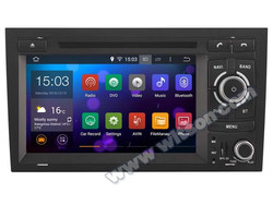 WITSON Android 4.4 SPECIAL CAR DVD PLAYER WITH GPS FOR AUDI A4 2002-2008 DVR 3D MAP 1.6GHZ Frequency 1080P HD VIDEO