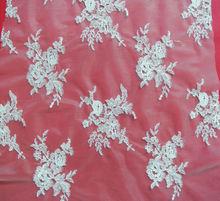 свадебной вышивки шнурка тканиоптовая в рулонах