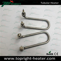 CE Approved Portable electric Water Dispenser Heating Element, electric tubular heater