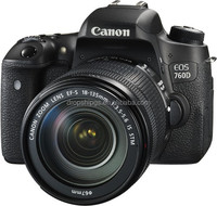 Canon EOS 760D Kit 18-135mm IS STM Lens Digital SLR Cameras DGS Dropship