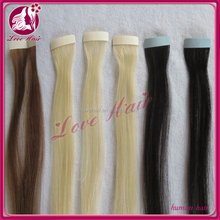 Tape Hair Extension, Raw Virgin Unprocessed filipino Human Hair, Cheap Tape Hair Extensions