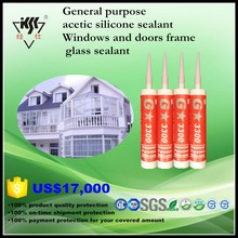 GE Acetic Silicone Sealant G1200