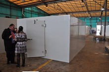 container cold room 20ft and 40ft with temp-40=10c