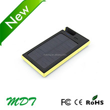 window solar power bank8000mah solar phone charger