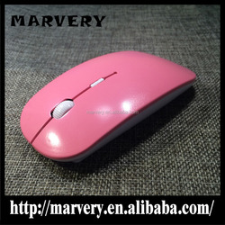 Comfortable shape optical USB 2.4g wireless mouse computer mouse for laptop
