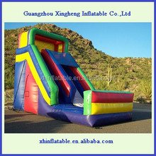 2014 factory offer inflatable slides,cheap inflatable slides for sale
