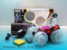 radio control electrical model car
