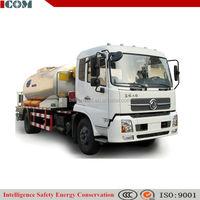 road construction bitumen emulsion sprayer asphalt distributor with truck for sale