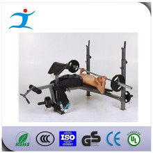 Bench/abdominal exercise device/Adjustable sit up weight bench