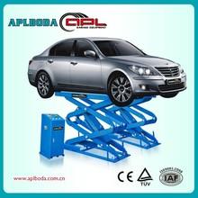 Factory quote 3.0T pneumatic car lift,automobile lift,