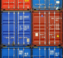 Container shipping from Shanghai to Edmonton, Canada