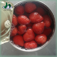 Top quality competitive price delicious red strawberry canned passion fruit