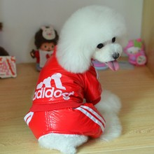 2015 Pet Dog Hooded Sweatshirts Fashion Pet Dog Sport Clothes With Letters