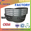 Round/RPP tooth rubber belts bando/opti/fenner/dayco/timing belt