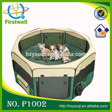 Quality Dog Puppy Tent Exercise Kennel Outdoor Cat Playpen