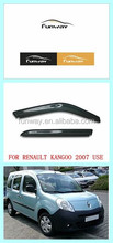 CAR DOOR VISOR RAIN DEFLECTOR FOR RENAULT KANGOO 2007 USE