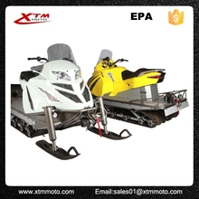 EPA 4 Stroke snow scooter China Snowmobile