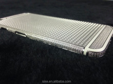 New hot sale For iphone 6s housing case full diamond crystal for iphone 6s