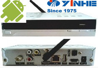 HDMI1.4 YOUTUBE ANDROID TV BOX IN SATELLITE TV RECEIVER