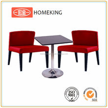Homeking Europe standard oak wood dining table & chair from china for sale