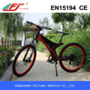 FUJIANG electric bicycle, electric bicycle low cost, electric bicycle battery case with EN15194