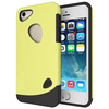 2 in 1 Pattern Protective Soft TPU and PC Hybrid Case Cover for iPhone 5 5S