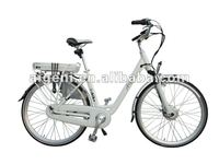Lithium powered Electric bike lady style,EN 15194