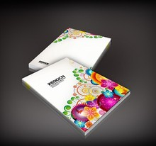Printing high quality full color book, Beijing printing factory