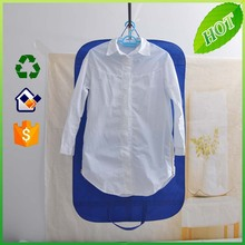 Non woven Garment Bag Colorful Suit Cover, suit cover bag