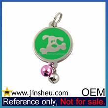 Wholesale Cheap Custom Logo Metal Pet ID Tags
