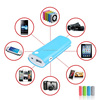 Mobile 4000mAh 5200mAh super light Portable External Power Bank Battery Charger For iPhone HTC LG