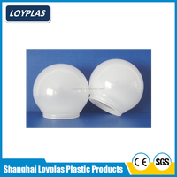 customized top quality dome plastic molding