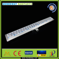 High Quality Sanitary Ware Stainless Steel 316 with Wetroom Drains/shower floor drains drained battery scrap for sales